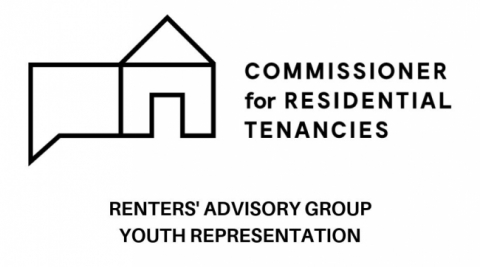 Commissioner for Residential Tenancies Renters' Advisory Group
