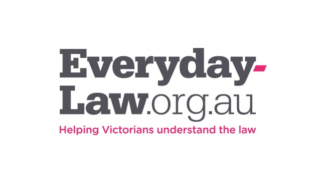 EverydayLaw.org.au - Helping Victorians understand the law.